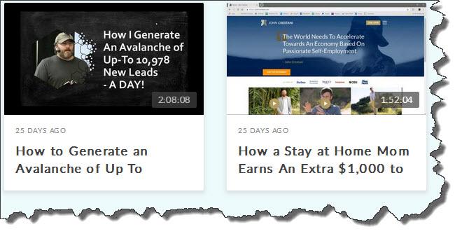 Internet Jetset Training Series Videos